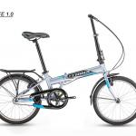 """จักรยานพับได้ TRINX LIFE 1.0 STEEL FOLDING BIKE 20"""" ไม่เกียร์"""