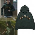 เสื้อฮู้ด (Hoodie) HANAH แบบ Lee Jongsuk ในซีรี่ย์ While You Were Sleeping