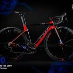 จักรยานเสือหมอบ TWITTER T10 22สปีด เฟรมคาร์บอน 2018