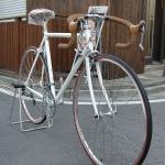 จักรยานเสือหมอบ Fuji Ballad R เฟรมโครโม 16สปีดClaris 2015 (มีไซส ,54 สีขาวเท่านัน)