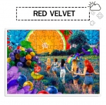 จิ๊กซอว์ Red Velvet - The Red Summer