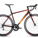 จักรยานเสือหมอบ Trinx Tempo 3.0,16 สปีด Claris ,เฟรมอลู ตะเกียบอลู ปี 2017