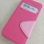 Case iPhone 5s / iPhone 5 ยี่ห้อ Roar สีชมพู