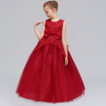 ชุดกระโปรง สีแดง แพ็ค 6 ชุด ไซส์ 110-120-130-140-150-160 (เลือกไซส์ได้)