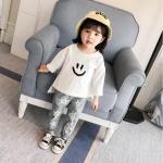 เสื้อ สีขาว แพ็ค 5 ชุด ไซส์ 80-90-100-110-120