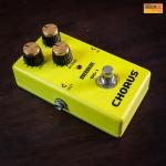 overdrive เอ็ฟเฟ็คกีตาร์ รุ่น OC-1 Chorus สีเหลือง