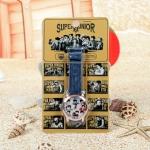 นาฬิกาข้อมือหน้าปัดทอง SJ-MAMACHITA
