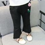 กางเกง สีดำ แพ็ค 4 ชุด ไซส์ 70-80-90-100