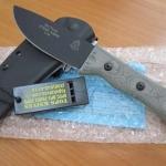TOPS TACTICAL STEAK KNIFE