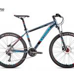 จักรยานเสือภูเขา TRINX D700 27 สปีด เฟรมอลู ดิสน้ำมัน วงล้อ 26นิ้ว ปี 2018
