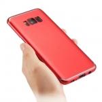 เคส Samsung S8 Plus พลาสติกสีพื้นเมทัลลิคสวยงามมาก ราคาถูก