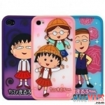 case iphone 4s 4 มารูโกะ วันพีช Maruko one piece เคสแยกประกอบ 3 ชิ้น สวยๆ