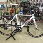 จักรยานไฮบริด TEAM รุ่น MISTARIL 6.2 เกียร์18sp SORA 2017