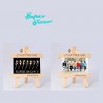 กรอบรูปไม้ SJ - SUPER SHOW 7