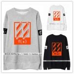 เสื้อแขนยาวกันหนาว (Sweater) F(x) - 4walls (Ver.2)
