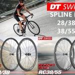 ล้อคาร์บอน DT Swiss RC 28/38 SPLINE® Mon Chasseral ยางงัด,2523/3770