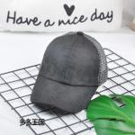 หมวก สีดำ แพ็ค 5ใบ ไซส์รอบศรีษะ 52cm