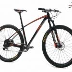 จักรยานเสือภูเขา KAZE RACE SLASH 29Er เฟรมอลู 11 สปีด Sram 2018