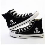 รองเท้าผ้าใบหุ้มข้อ T-ARA