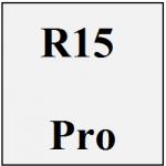 OPPO R15 Pro