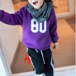 เสื้อ สีม่วง แพ็ค 5 ชุด ไซส์ 120-130-140-150-160 (เลือกไซส์ได้)
