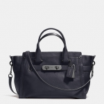 Preorder COACH Soft Swagger Carryall in Soft Grain Leather Style No: 37732