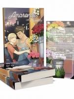[ เรื่องสั้นสำหรับเเลกซื้อ อ่านรายละเอียดก่อนกดสั่ง ] Amaranta ดอกไม้ลายหัวใจ ผู้เเต่ง แก้วปั้ณณ์