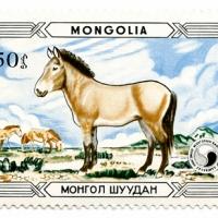 แสตมป์ Mongolia