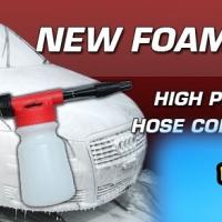 Foam Lance เครื่องฉีดโฟมล้างรถ