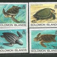 แสตมป์ SOLOMON ISLANDS