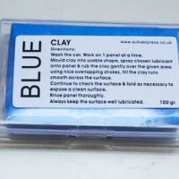 ดินน้ำมันขจัดคราบ Clay Bar