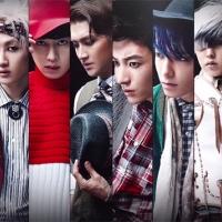 Album Super Junior CD/DVD