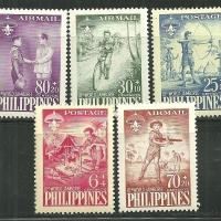 แสตมป์ PHILIPPINES