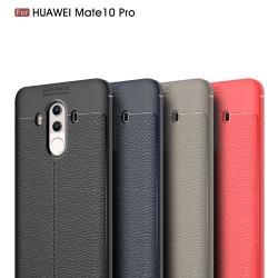เคส Huwei Mate 10 Pro รุ่น Litchi Texture