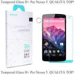 ฟิล์มกระจกนิรภัย รุ่น LG Nexus 5 ยี่ห้อ Nillkin