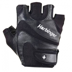 HARBINGER Men's FlexFit AntiMicrobial Wash and Dry 2 glove