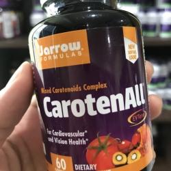 # ไม่มีเวลาดูแลผิว # Jarrow Formulas, CarotenALL, Mixed Carotenoids Complex, 60 Softgels