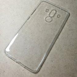 เคสนิ่มใส (หนา 0.3 mm) Huawei Mate 10 Pro