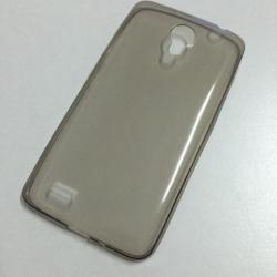 เคสนิ่มใส (หนา 0.3 mm) Vivo Y22 - Y21 สีเทา
