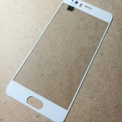 ฟิล์มกระจกเต็มจอ Huawei P10 ขอบขาว