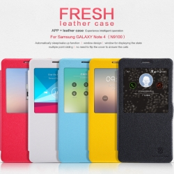 Case Samsung Galaxy Note 4 ยี่ห้อ Nillkin รุ่น Fresh Series