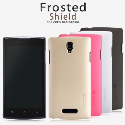 Case OPPO Neo3 / Neo 5 ยี่ห้อ Nillkin รุ่น Super Frosted Shield