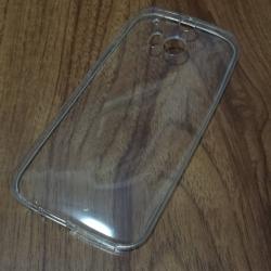 เคสนิ่มใส (หนา 0.3 mm) HTC One M8