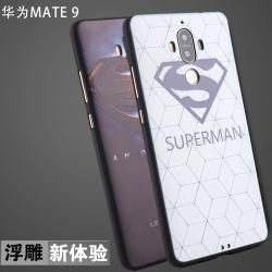 เคส Huawei Mate 9 รุ่น Black 3D (เคสนิ่ม)