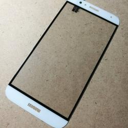 ฟิล์มกระจกเต็มจอ Huawei G7 Plus ขอบขาว