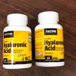 # ฉลากเปื้อน # Jarrow Formulas, Hyaluronic Acid, 50 mg, 60 Capsules