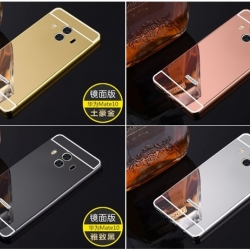 เคส Huawei Mate 10 รุ่น Aluminium Hybrid Mirror Back (เคสฝาหลังเงา)