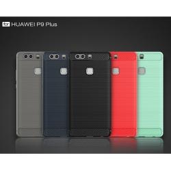 เคส Huawei P9 Plus รุ่น Carbon Fiber Texture