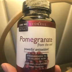 Neocell, Pomegranate, 90 Capsules