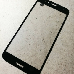 ฟิล์มกระจกเต็มจอ Huawei G7 Plus ขอบดำ